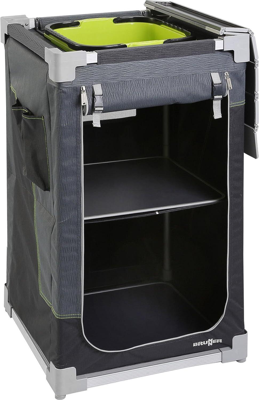 Brunner Schränke Küchenschrank Jum Box ST 3G Grau, 39381