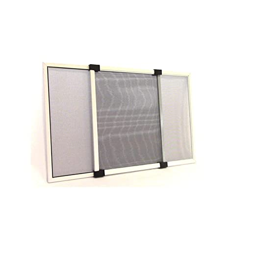 Altura de 50 x 70 cm anodizado Blinky 75010 mosquitera extensible