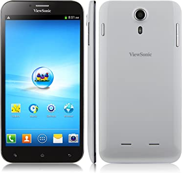 Promoción* 6.4 Pulgada ViewSonic S600 Phablet Smartphone Android 4.2 MTK6582 3G 1.3Ghz Quad Core 1GB 4GB OTG HD Pantalla Doble Cámaras+ 8GB TF Tarjeta: Amazon.es: Electrónica