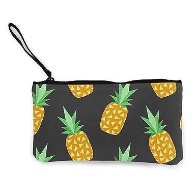 Amazon.com: Pineapple Monedero de viaje maquillaje lápiz ...