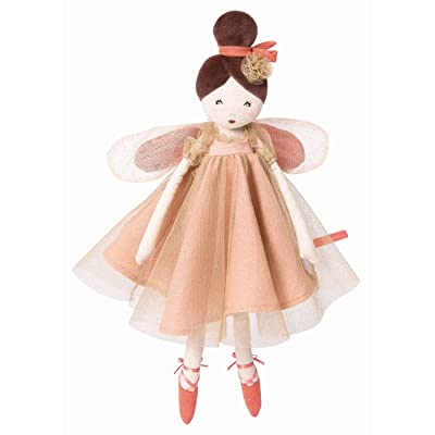 "Moulin Roty ''il Etait Une Fois Collection - Enchanted Fairy Doll, 17"": Toys & Games"