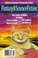 The Magazine of Fantasy & Science Fiction July/August 2013 (The Magazine of Fantasy & Science Fiction Book 124) Kindle Edition