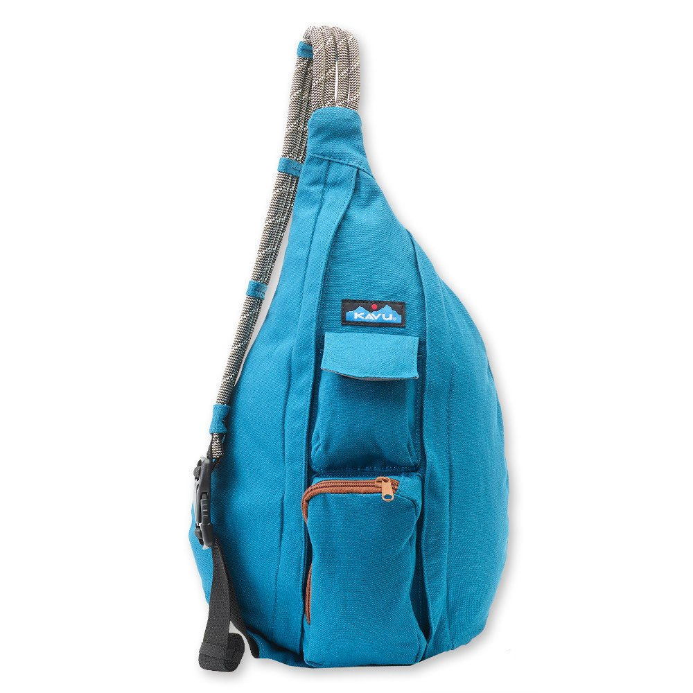 KAVU Women's Rope Bag Outdoor Backpacks, One Size, North Sea