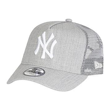 New Era Trucker Kinder Cap - HEATHER NY Yankees grey  Amazon.co.uk ... 893ae6a8ece