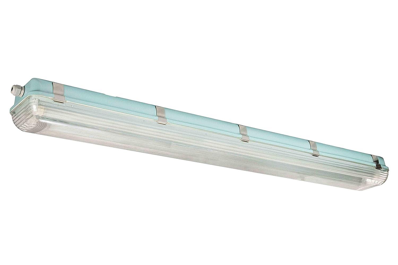 56 watt vapor proof led 4 foot light for outdoor applications 2nd