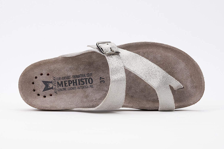 Mephisto Sandale de Mesdames H/él/ène sandalbuck