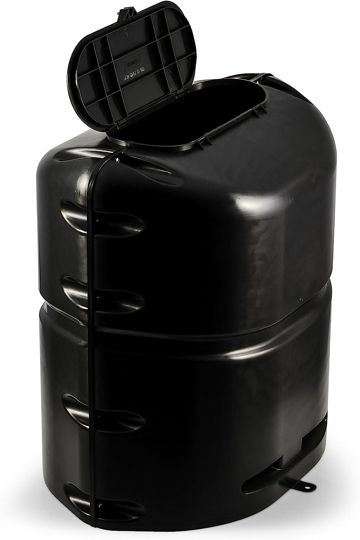 Camco 40578 Black Heavy Duty Single Propane Tank Cover (20lb)