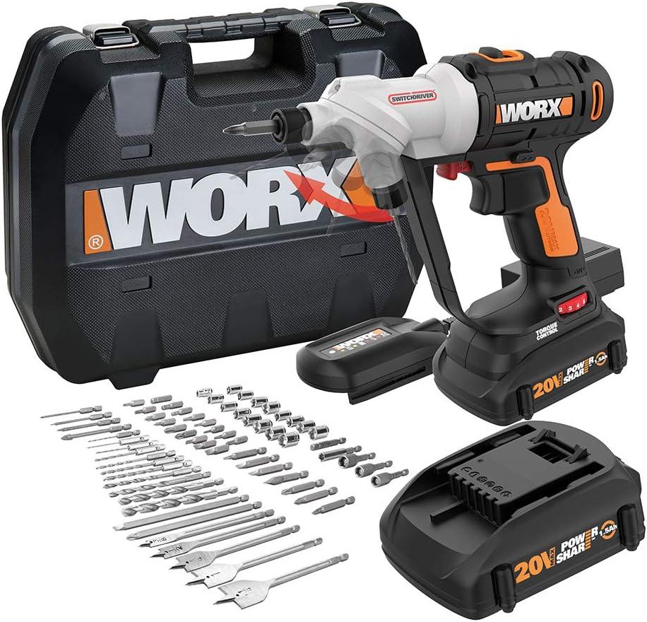 WORX WX176L.1 Switch Driver