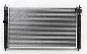 Radiator - Cooling Direct For/Fit 13525 14-17 Mitsubishi Lancer 14-17 Lancer Sportback 16-18 Outlander Sport WITHOUT Turbo PT/AC 1-Row