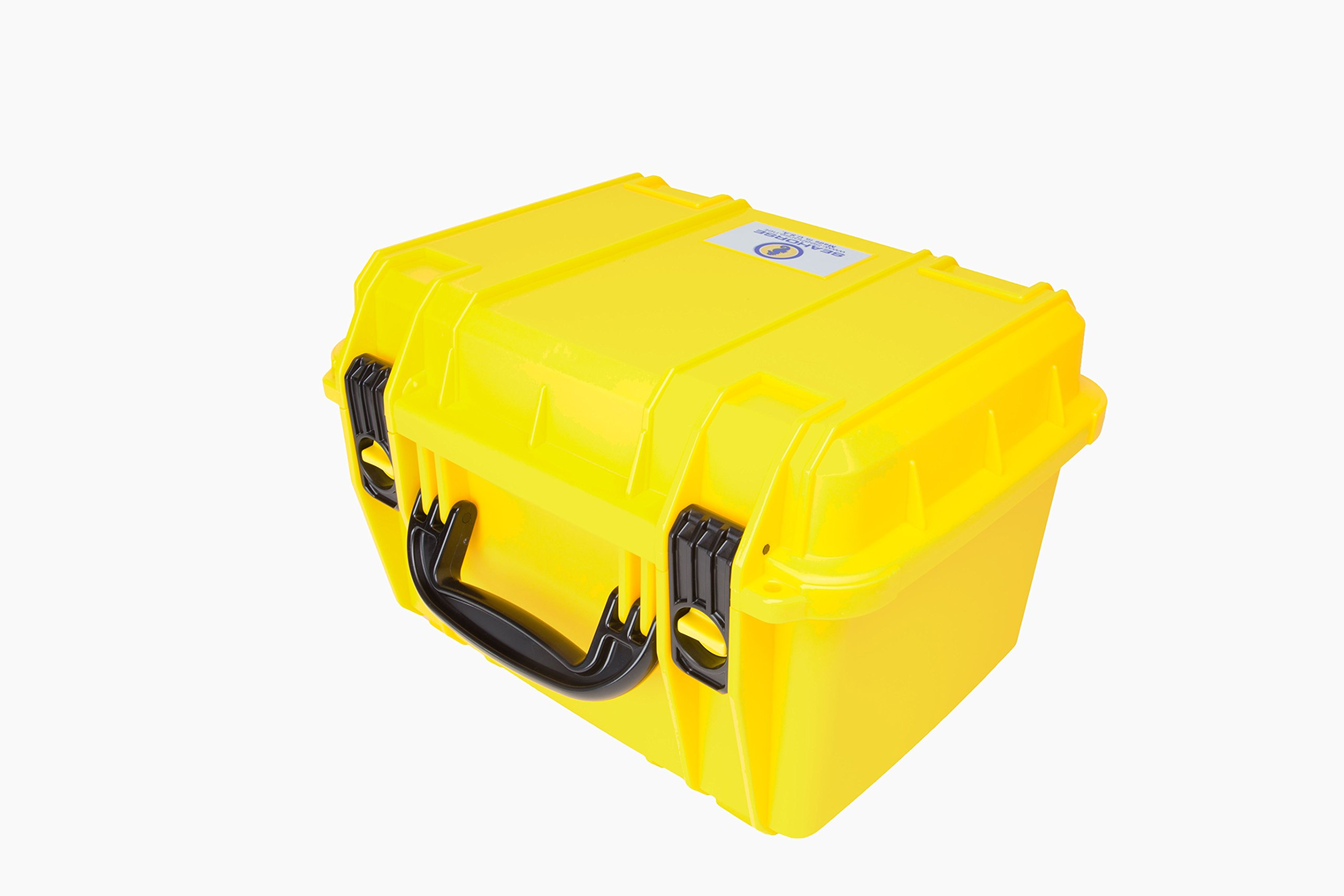 Seahorse SE-540 Waterproof Protective Hardcase Without Foam (Yellow)