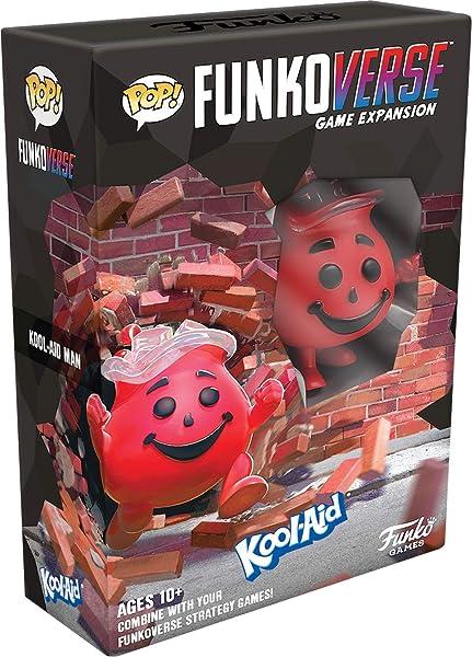 POP! Funkoverse Board Game Kool-Aid Man