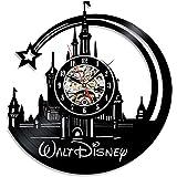 Walt Disney Beautiful Vinyl Wall Clock Christmas Gift Idea