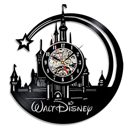 Amazon.com: Walt Beautiful Vinyl Wall Clock Christmas Gift Idea: Kitchen & Dining