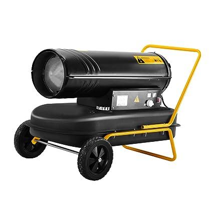 30 KW/102.000 BTU Diesel kerosin parafina Calefacción del espacio Industrial Trade-Shop calefactor