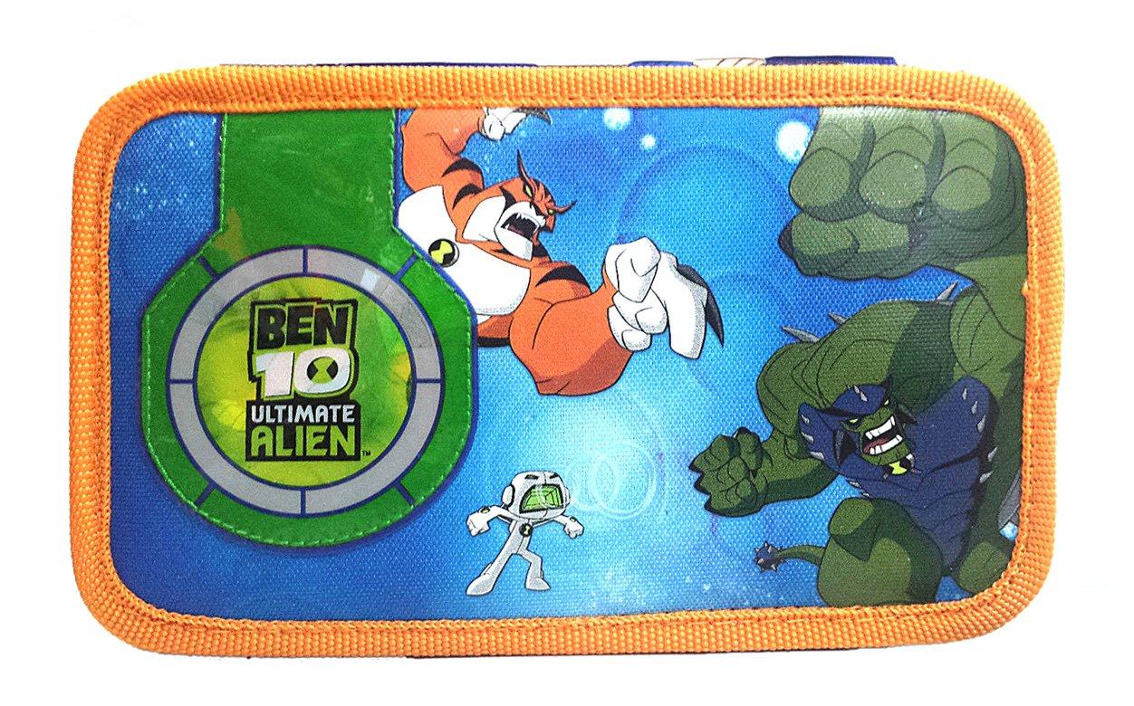 giochi preziosi 12247 astuccio 3 cerniere ben ten ultimate alien