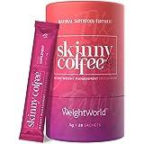 Skinny Coffee - 28 dagen gewichtsverlies programma van Arabische en Groene Koffie - Natuurlijke Keto Koffie Poeder voor…