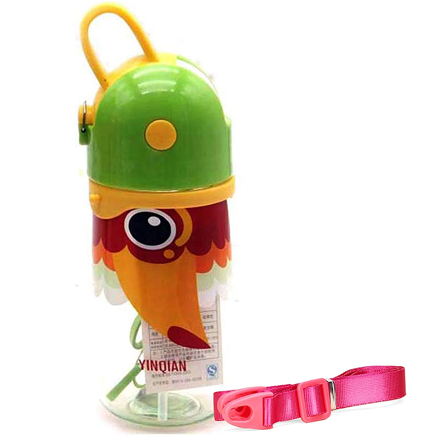 TIED RIBBONS High Quality Water Bottle with Straw for School