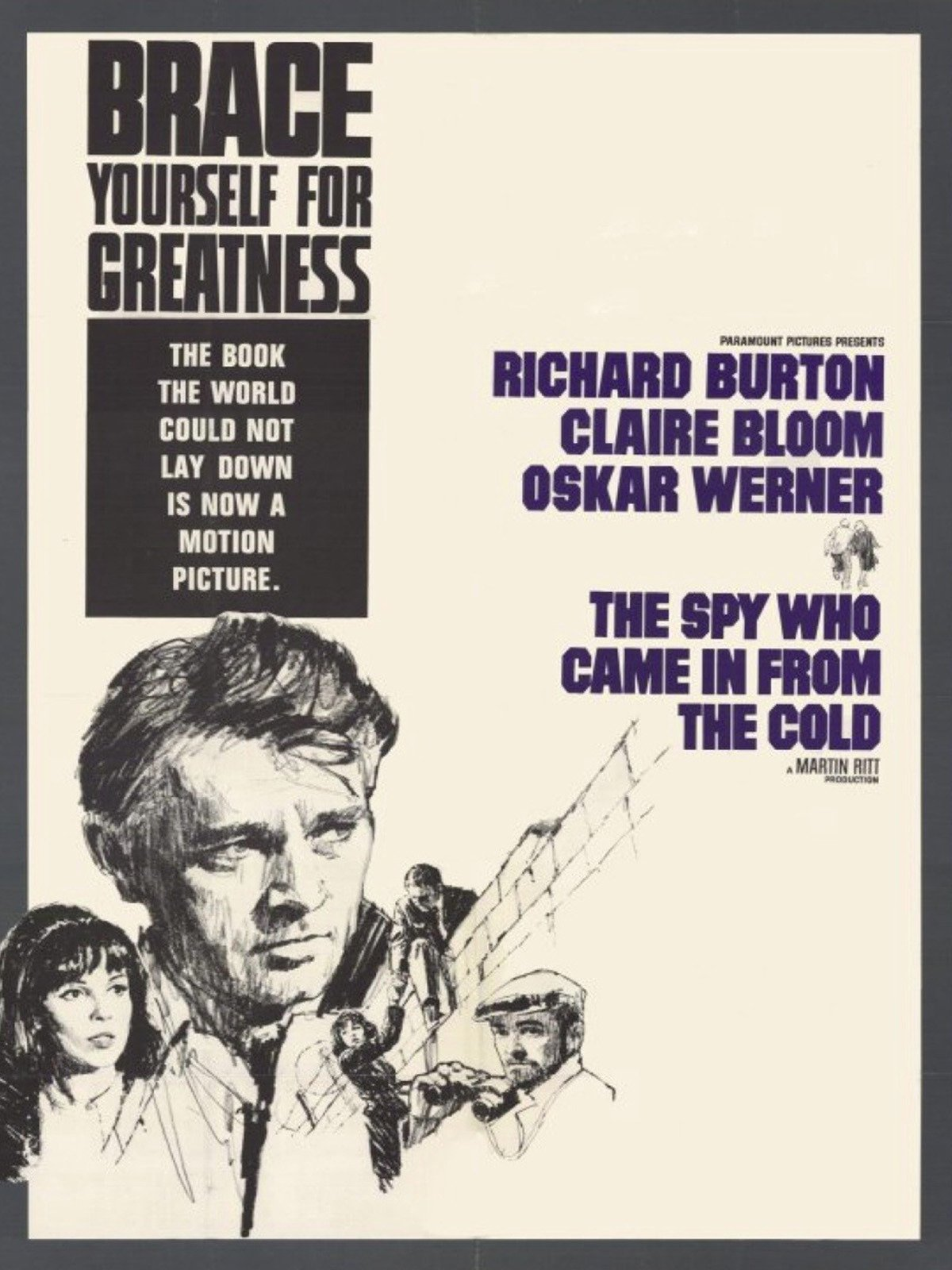 The Spy Who Came in From the Cold Watch online now with Amazon