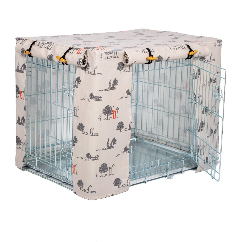 Funda para Caja de Perro de Tela de Tela de L/&L Parks para Adaptarse a Cajas Ellie-Bo
