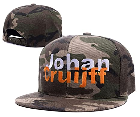 R.I.P Barcelona y Holanda. Leyenda Johan Cruyff sombrero bordado gorra de béisbol, hombre,