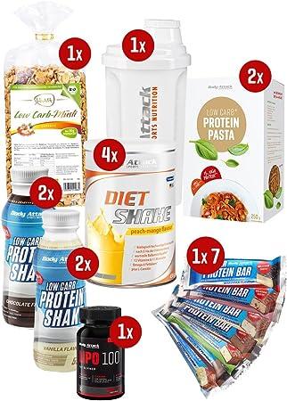 Body Attack – 10 días del paquete de dietas de flash, Juego ...
