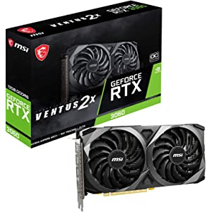MSI Gaming GeForce RTX 3060