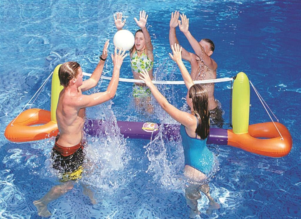 Swimline Splash Pool Vollyball by Swimline