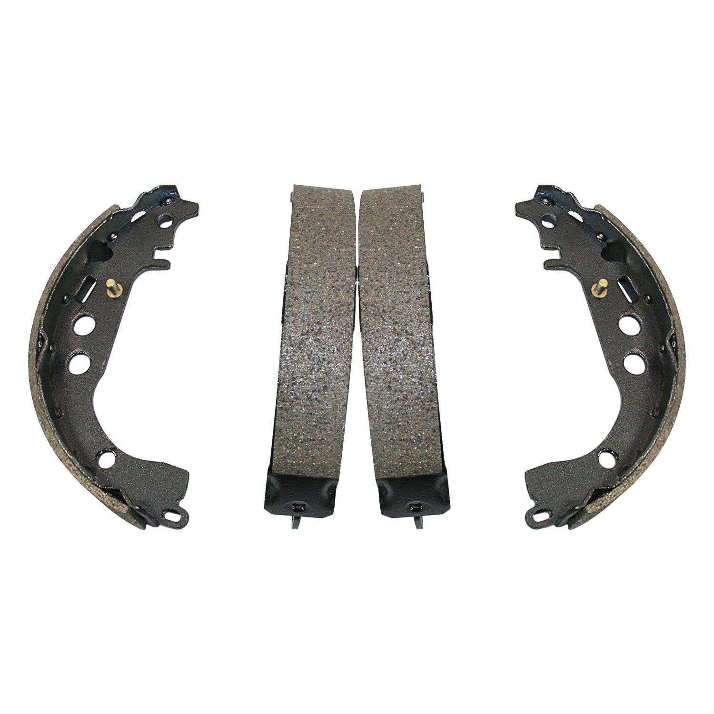 DuraGo BS753 Bonded Brake Shoe Dura International