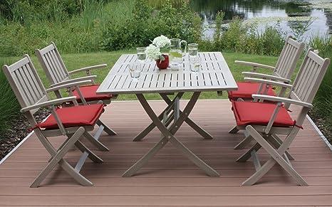 Unbekannt set di mobili da giardino: amazon.it: giardino e giardinaggio