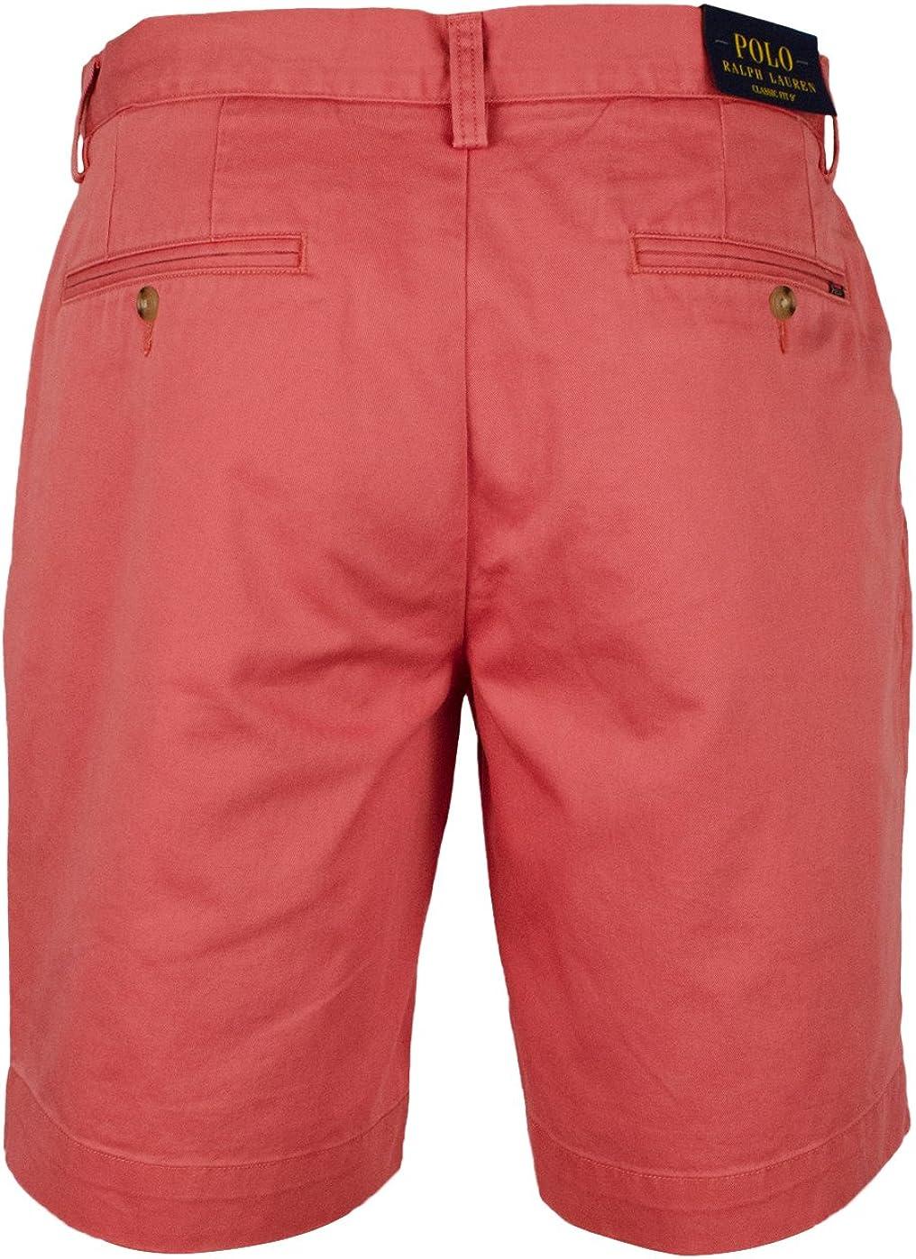 Camiseta de polo Ralph Lauren Classic-Fit flat-front pantalones ...