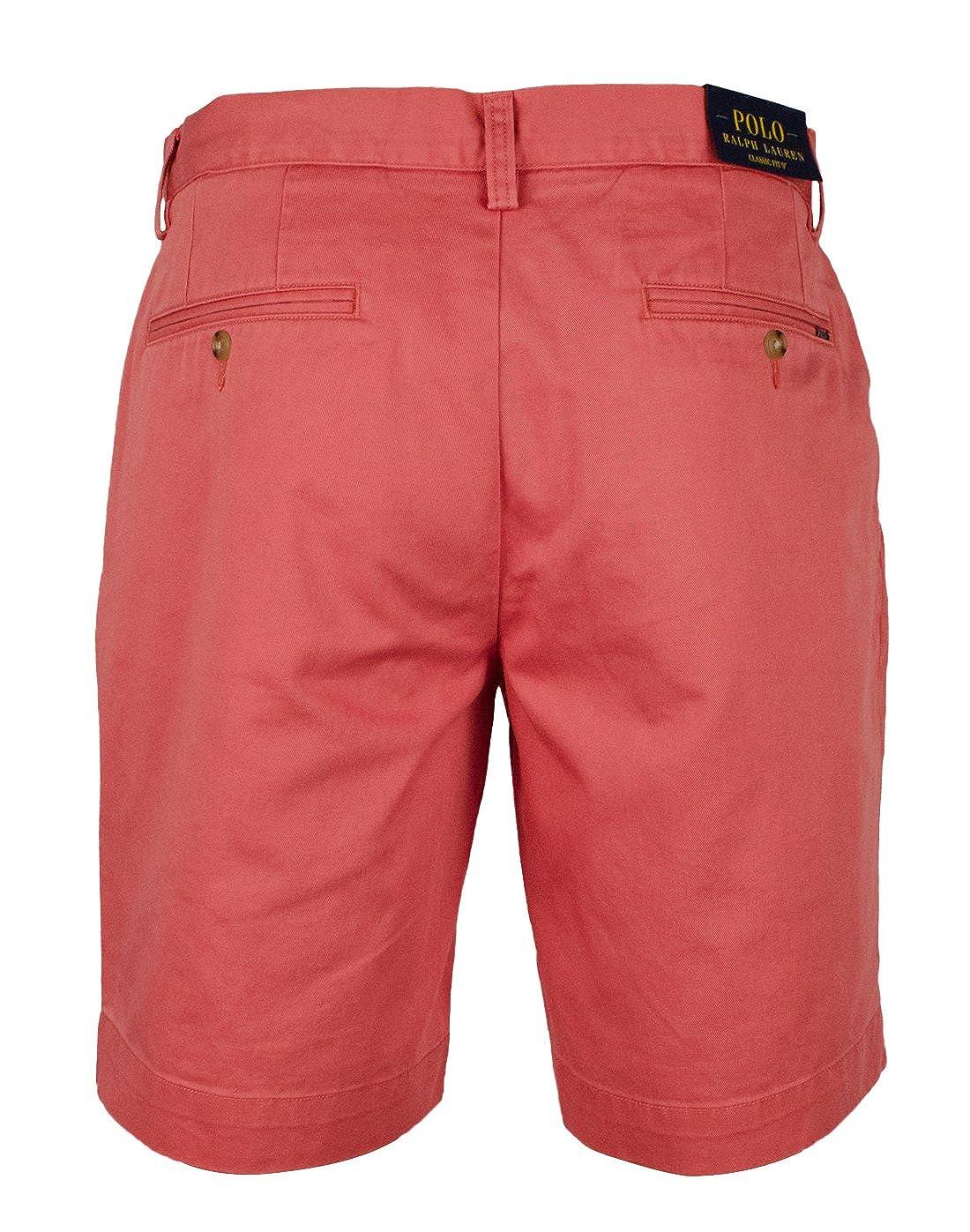 Polo Ralph Lauren Camiseta Classic-Fit Flat-Front Pantalones ...