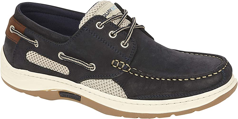 Homme Loisirs Chaussures 2 Touch Fermeture Sport Casual Smart Taille