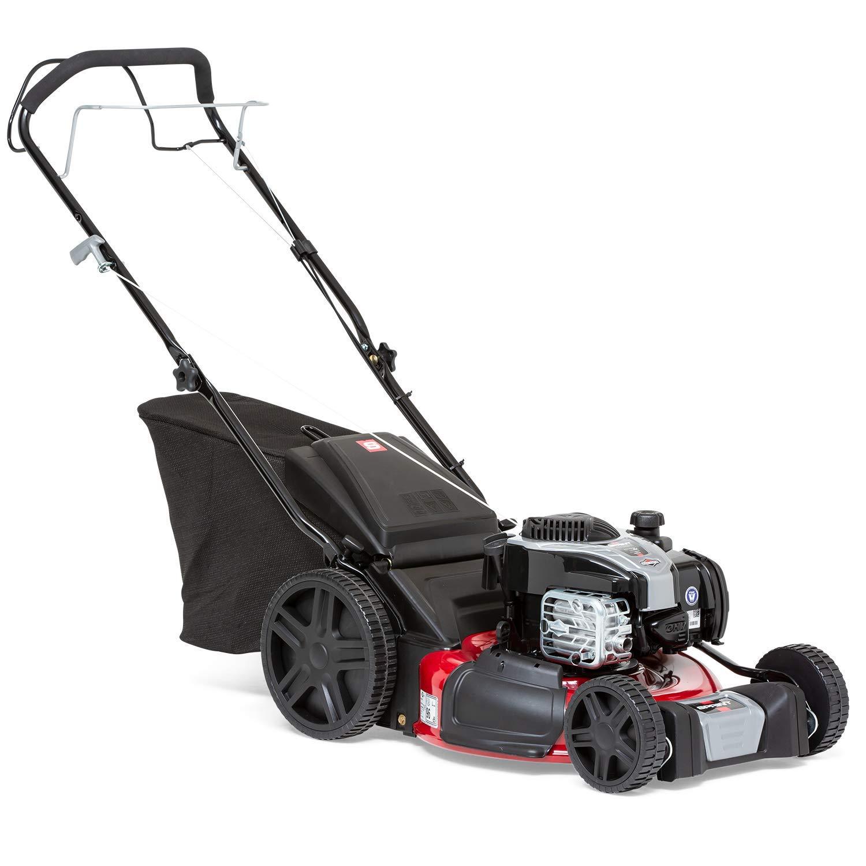 Sprint Cortacésped de Cilindro 410RM, 20 litros Bolsa de Recogida, Rojo Oscuro, 40 cm (16
