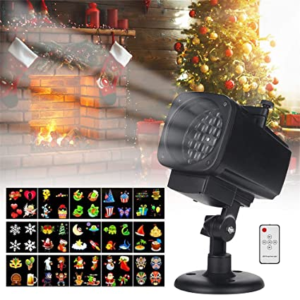 Proiettore Luci Di Natale Amazon.Mr Fragile Luci Di Natale Proiettore A Led 12 Modelli In Movimento