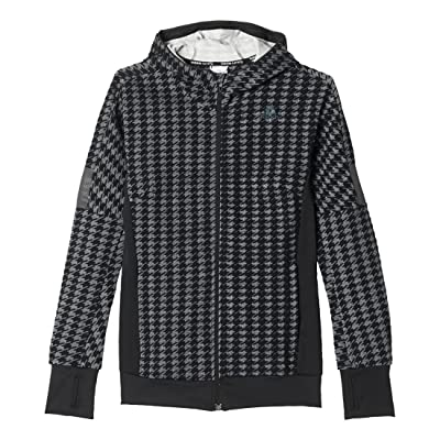 adidas Ultra Energy Womens Houndstooth Jacket #AP8172