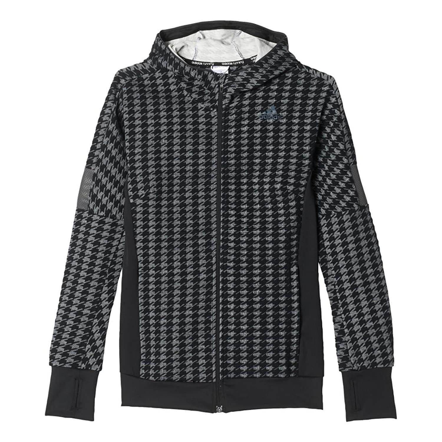 Wholesale adidas Ultra Energy Womens Houndstooth Jacket #AP8172 for cheap