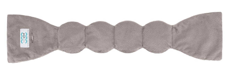 nodpod : microbead weighted sleep mask, gentle pressure = better sleep