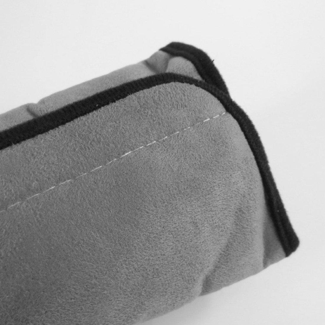 Oreiller pour ceinture de s/écurit/é pour enfants Defgo de voiture Harnais Ceinture de s/écurit/é /épaule Pad Coque appuie-t/ête support de cou pour enfants Kid Adulte rose rose