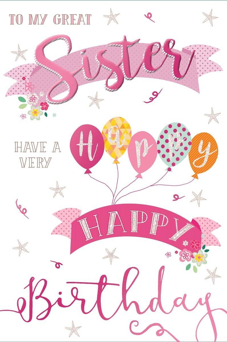 personalised birthday card greeting card masi birthday card Sister birthday card pearlised bhen birthday card Nani birthday card