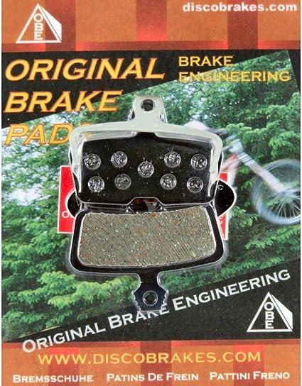 Discobrakes Avid Code R Disc Brake Pads Made With Kevlar CodeR Bike MTB DH XC