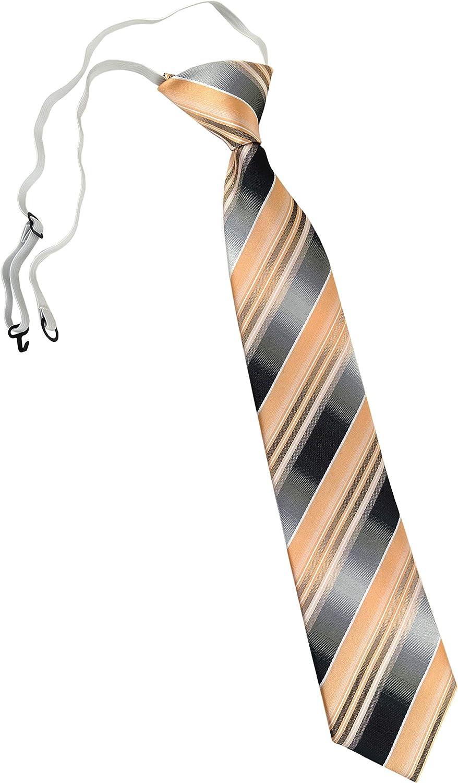 Uomo TigerTie Cravatta A righe