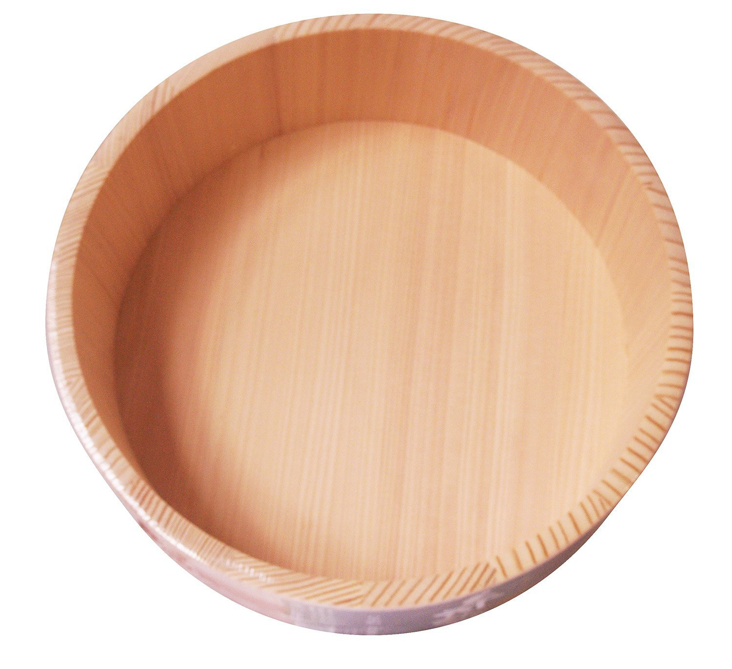 Hangiri wooden sushi rice bowl (36cm(14.2''))