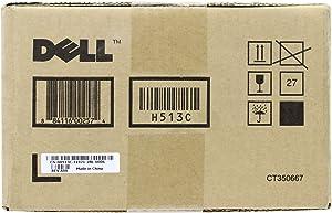 Dell H513C High Yield Cyan Toner Cartridge 9K Yield