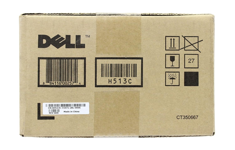 Dell H513C High Yield Cyan Toner Cartridge 9K Yield by Dell B00C9KAGYY