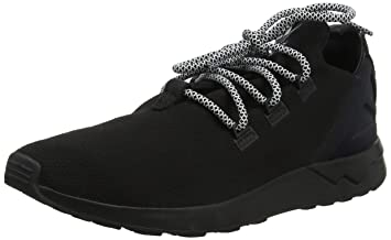 finest selection dae27 9326f adidas Mens Originals Mens ZX Flux Adv X Trainers in Black - UK 7