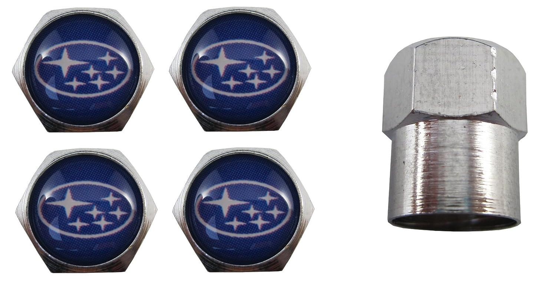 Valvulas de acero inoxidable para coche Subaru