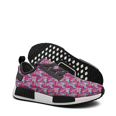 low priced a4b93 15e41 Amazon.com: Funny pink camo womens running shoe nmd xr1 pk ...
