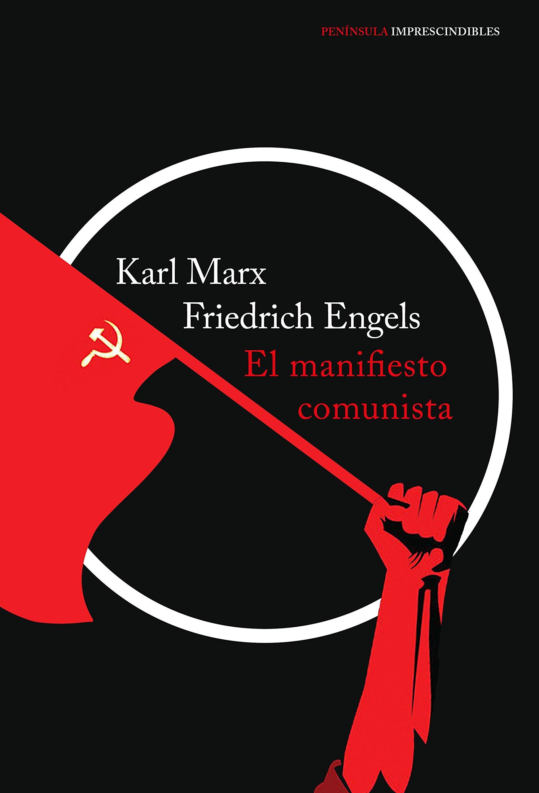 El manifiesto comunista (IMPRESCINDIBLES): Amazon.es: Marx, Karl ...