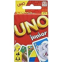 Mattel Games UNO Junior, juego de cartas (Mattel