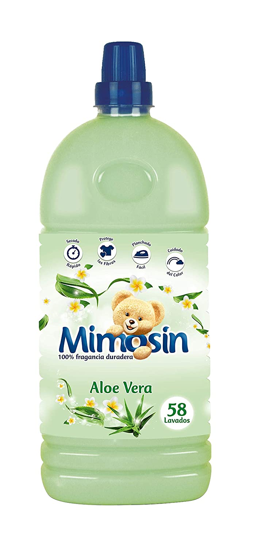 Mimosín - Aloe Vera Suavizante Concentrado - 58 lavados: Amazon.es ...